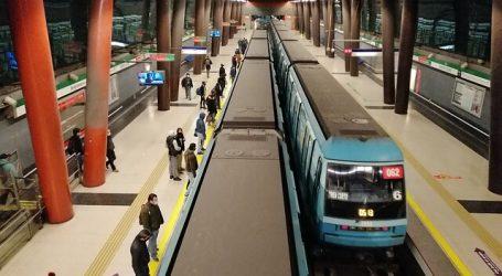MTT informó que flujos vehiculares en el Gran Santiago aumentaron un 7,92%
