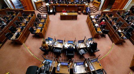 Senado rechaza el veto presidencial al proyecto de servicios básicos