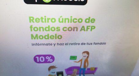 Afiliados a AFP Modelo denunciaron inconvenientes para pedir su 10%