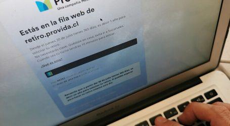 AFP Provida anunció el reforzamiento de su plataforma web