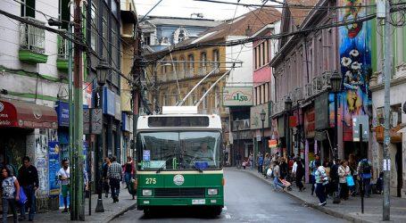Valparaíso: Llaman a conductores a respetar tarifa rebajada para adultos mayores