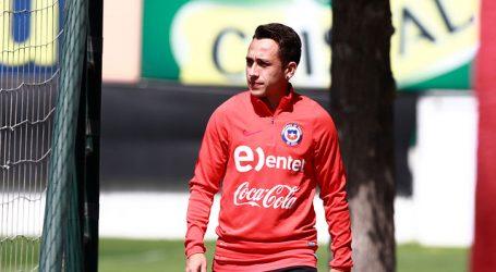 Fabián Orellana pasa el reconocimiento médico con el Valladolid