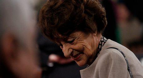 Falleció Ángela Jeria, madre de la expresidenta Michelle Bachelet