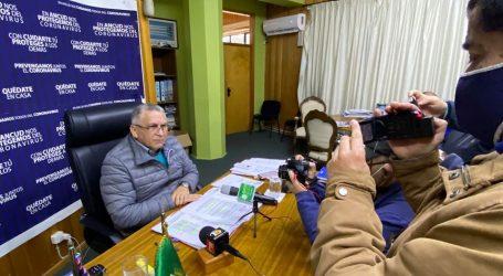 Alcalde de Ancud anuncia inversiones por más de 500 millones de pesos en colegios municipalizados