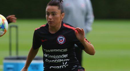 Australia: María José Rojas no se cansa de hacer goles por el Salisbury Inter