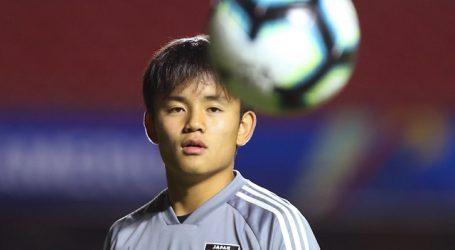 Real Madrid cede una temporada al volante japonés Takefusa Kubo al Villarreal
