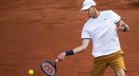 Tenis: Nicolás Jarry apareció en el lugar 976 tras actualización del ranking ATP