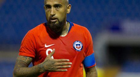 Diario inglés afirma que el entrenador del PSG contactó a Arturo Vidal