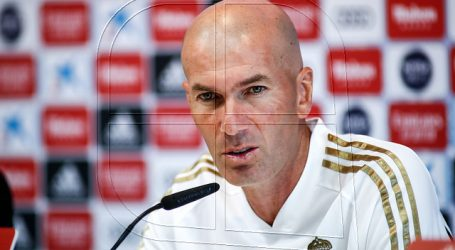 "Champions-Zinedine Zidane: ""Ha sido una temporada excelente"""