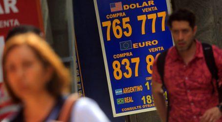 El precio del dólar se acerca a los $780 tras subir por tercer día seguido