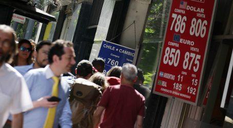 El precio del dólar cerró al alza y se ubicó en la línea de los 785 pesos