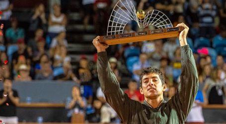 """Cristian Garin: """"Veo súper complicado que vuelva el tenis"""""""