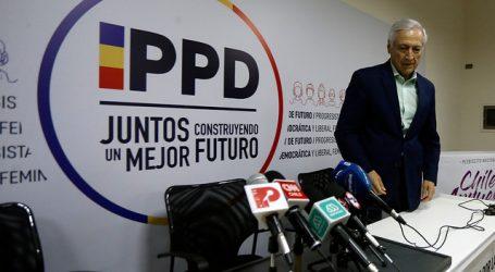 PPD denuncia al Gobierno por frenar proyecto que posterga pagos de créditos