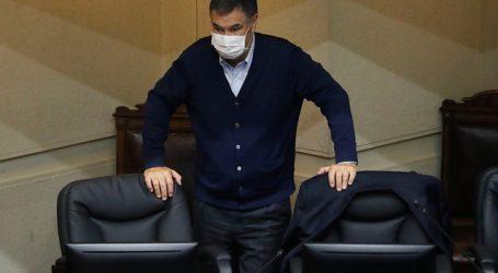 Senador Ossandón explicó su ausencia en votación por juez Raúl Mera