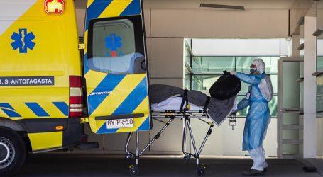 Hospital de Arica: 23 pacientes con Covid-19 se han trasladado a Santiago