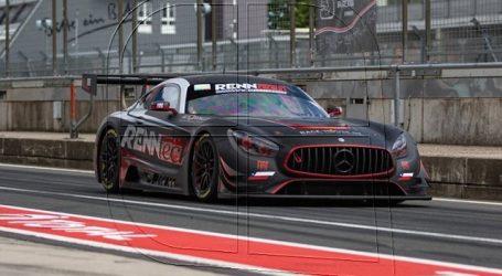 Benjamín Hites regresa a la pista por la Copa Sprint en el GT World Challenge