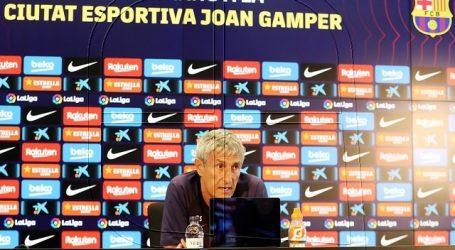 """Quique Setién: """"Del Bayern nos preocupa mucho todo. Es un equipo muy completo"""""""