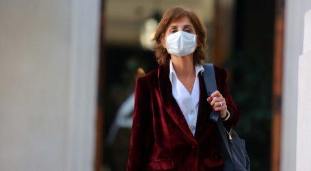 Subsecretaria de Salud Paula Daza se refirió a la clausura de la tienda H&M