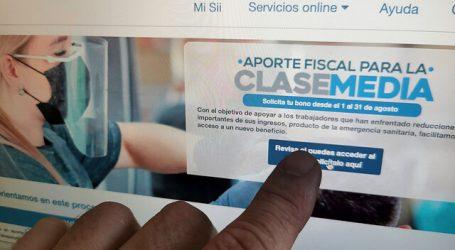 """SII se demora en aplicar Solicitud al crédito """"préstamo blando"""""""