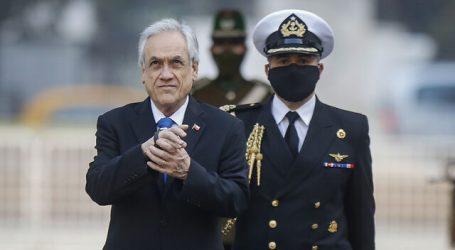 Cadem: Aprobación del Presidente Sebastián Piñera subió a un 20%