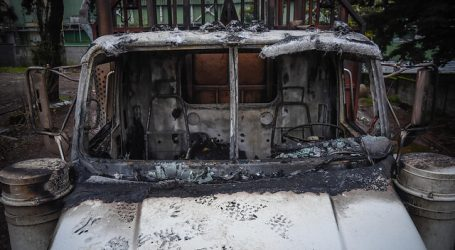 Collipulli: En prisión preventiva imputado por incendio de camión y daños