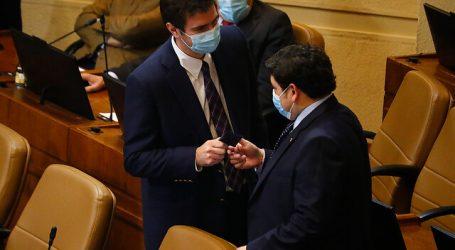 Camilo Morán juró como nuevo diputado en reemplazo de Mario Desbordes