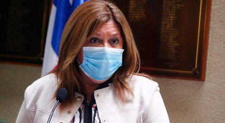 Ex alcaldesa Nora Cuevas asumió como diputada en reemplazo de Jaime Bellolio