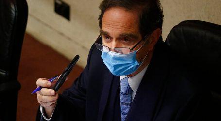 Sala del Senado rechazó postulación de Raúl Mera a la Corte Suprema