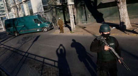 Hugo Bustamante ya se encuentra en la Cárcel de Alta Seguridad de Santiago