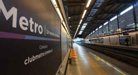 Metro de Santiago anunció que extenderá su horario de funcionamiento
