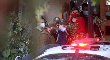 Decretan prisión preventiva de Hernán Calderón Jr tras ser formalizado