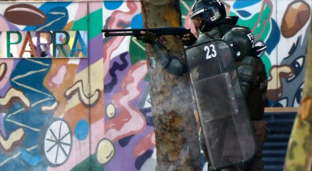 Estallido social: 62 imputados han sido formalizados por violencia institucional