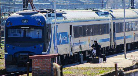 Tren reanuda viaje Santiago-Chillán: Conoce las medidas sanitarias