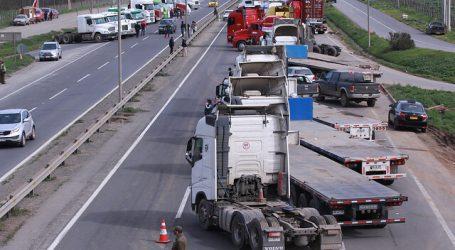 Pulso Ciudadano: 44,5% está en descuerdo con el paro de los camioneros