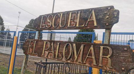 Con Inversión de más de 200 millones se renueva Escuela Rural el Palomar