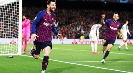 Samuel Eto'o valoró la continuidad de Messi en el Barça y elogió a Pellegrini