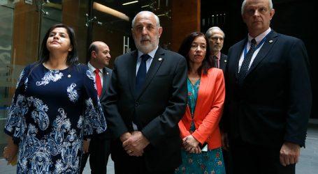 Fiscales por  petición de defensa de autoridades de Gobierno imputados