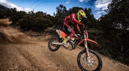 Matteo de Gavardo vuelve a correr en el Mundial de Moto Enduro