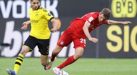 La Supercopa alemana entre el Bayern y el Dortmund será sin público