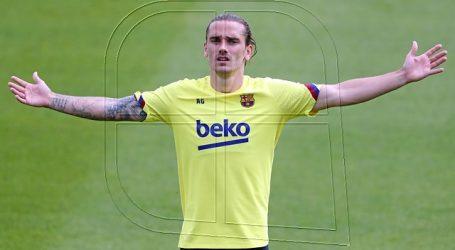 El FC Barcelona se lleva el Trofeo Joan Gamper gracias a un gol de Griezmann