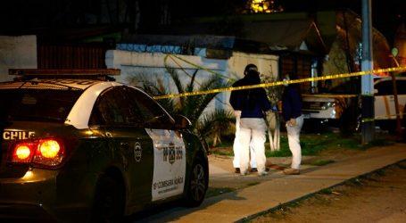 Quilicura: Investigan a sospechoso por asesinatos de su madre y su hermana