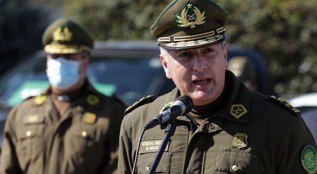 Carabineros emite declaración tras conocerse sumario a generales del Alto Mando