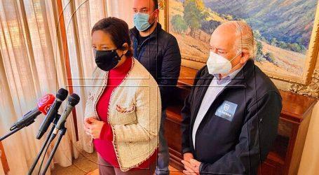 Intendenta de Coquimbo Lucía Pinto presenta su renuncia al cargo