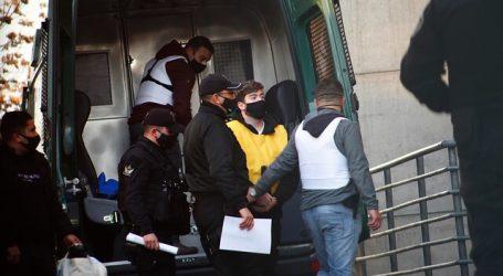 Corte de Apelaciones mantiene prisión preventiva para Hernán Calderón Argandoña