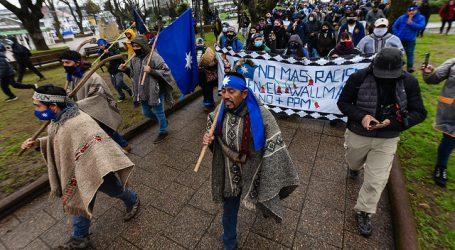 Comuneros mapuche de Angol bajaron su huelga de hambre tras 123 días