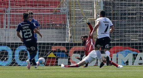 Paredes se transformó en el goleador histórico de Colo Colo en Copa Libertadores