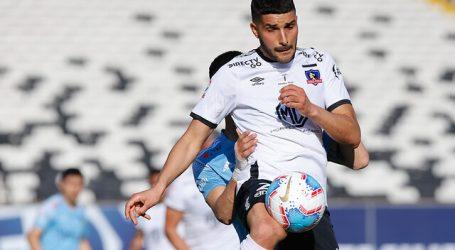 Agente de Blandi incómodo por la falta de minutos del argentino en Colo Colo