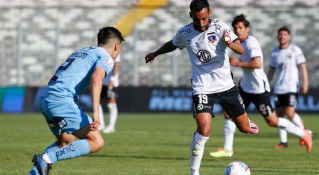 Colo Colo adeuda US$ 150 mil a U. de Concepción por Ronald de la Fuente