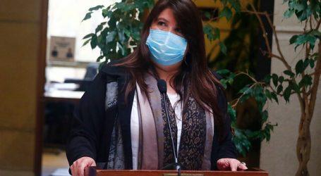 Diputada Mix expone libelo acusatorio contra exministro Jaime Mañalich