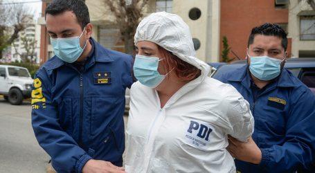 PDI detiene a madre de Ámbar Cornejo por su presunta participación en el crimen